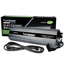 VIVOSUN 1000w Watt Digital Dimmable Ballast for Grow Light HPS MH Bulb UL Listed