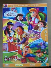 Little Princess / Hunchback of Notre Dame / Prince and the Pauper | DVD Box Set