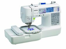 Brother SE400 Computerized Sewing and Embroidery Machine with 67 Stitches