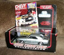 Road Champions 1969 Z-28 Camaro Die Cast Model - 1:43 - New In Box! Limited Ed.
