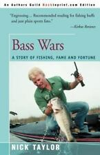 Bass Wars: A Story of Fishing, Fame and Fortune-ExLibrary