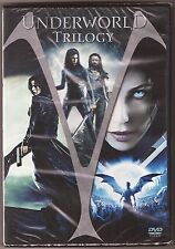 UNDERWORLD Collection: 1, 2 & 3  - DVD - BRAND NEW