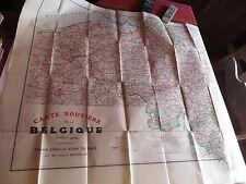 Belgique – Luxembourg et Nord de la France – Guides, Plans et Cartes Castaigne -