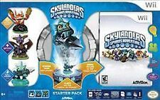 Skylanders Spyro's Adventure (Nintendo Wii, 2011) GAME and BOX NO FIGURES NESHQ