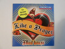 MAD'HOUSE : LIKE A PRAYER [ CD SINGLE NEUF PORT GRATUIT ] * MADONNA COVER