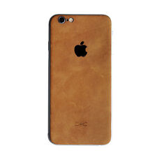 dpark Genuine Leather Full Back Decal Skin Sticker Protector fr iPhone 6S 7 Plus