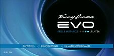 TOMMY ARMOUR EVO GOLF BALL  (18 PACK, WHITE)