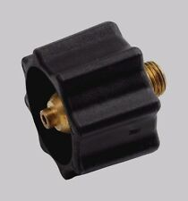 """Mr Heater F276495 BBQ Gas GRILL PROPANE TANK APPLIANCE COUPLING NUT End 1/4"""" Mpt"""