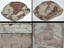 C 1 (One) x helmet cover Chip Choc Desert Storm '91 - different mfg available