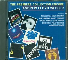 Andrew Lloyd Webber – The Premiere Collection Encore (Streisand/Brightman) Cd Ex
