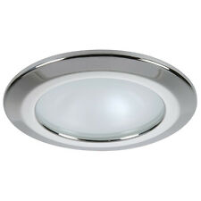 Quick Kor XP Downlight LED - 6W, IP66, Screw Mounted - Round Stainless Bezel, Ro