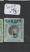 LABUAN (P2101B) 5C  BIRD  SG114  VFU
