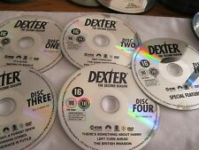 DEXTER -THE SECOND SERIES DISCS 1-5- DISC ONLY (DS)  {DVD}
