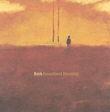 RUTH Secondhand Dreaming CD Tooth & Nail christian alternative rock