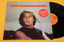 ERIC BURDON ANIMALS LP COMEBACK ORIG SOUNDTRACK 1982 NM ! MAI SUONATO !!