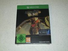 Final Fantasy Type-0 HD Limited Steelbook Edition XBOX One Import FREE SHIPPING