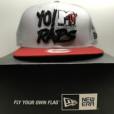 New Era MLB 9fifty Yo Raps SnapBack Baseball Holiday Cap  Free Post 2