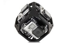 GoPro 360 Rig Mount Spherical Panorama HERO 3-4 Virtual Reality