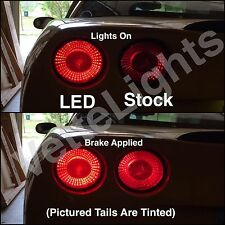 2005-2013 c6 Corvette Tail Light LED's MUCH BRIGHTER - NEVER CHANGE A BULB AGAIN