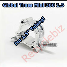 """NEW! Global Truss Mini 360 1.5 Clamp for 1.5"""" Tubing Same Day Shipping!"""