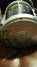 Vintage FIN-NOR Silver Deep-sea Big Game Fishing Reel