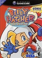 Billy Hatcher and the Giant Egg (Nintendo GameCube, 2003) GOOD