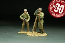 FIGARTI PEWTER WW2 AMERICAN ETA-021 FIGHTING SONS OF BEACHES MIB
