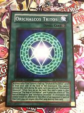 Orica Cosplay card Orichalcos Tritos custom card!