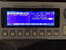 Akai S3000XL Official Replacement LED LCD Display