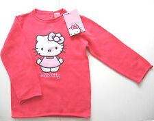 Strick Pullover Hello Kitty Gr.86 Sanrio C&A NEU m.E 100% Baumwolle rosa pink