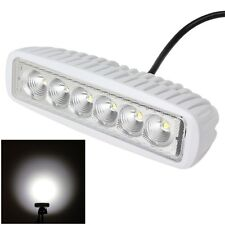 Waterproof Boat LED T-Top White Marine Lights (Set of 2) Spot light 18W