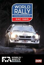 World Rally Championship - RAC 1985 Review (New DVD) FIA WRC Toivonen Mikkola