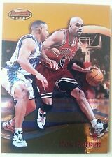Ron Harper 1999 Bowmans Best 96 Chicago Bulls Select Metalization HS