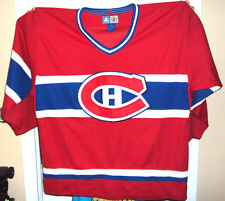 MONTREAL CANADIENS NHL USA ICE HOCKEY SHIRT JERSEY STARTER