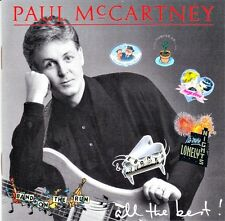 Paul McCartney -  All the Best  cd  OF HIS GREATEST HITS ...TRACKS ON PIC 2