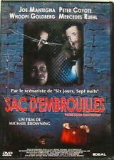 DVD SAC D'EMBROUILLES - Joe MANTEGNA / Peter COYOTE / Whoopi GOLDBERG