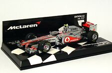 F1 mclaren mercedes mp4-26 2011 #4 vodafone button-Minichamps 530114304 - 1:43