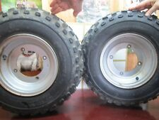350 WARRIOR YAMAHA 2002 FRONT WHEELS