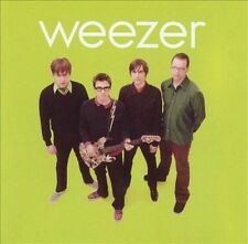Weezer - Weezer (Green) USA Shipping Included