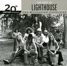 Best Of Lighthouse: 20th Century Masters - Lighthouse (2010, CD NEUF)