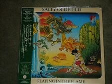 Sally Oldfield ‎Playing In The Flame Japan Mini LP Bonus Track