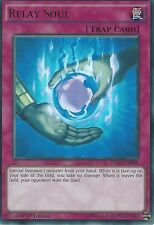 YU-GI-OH ULTRA RARE CARD: RELAY SOUL - DRL3-EN048 - 1st EDITION