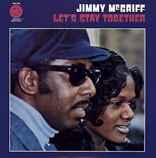 JIMMY McGRIFF Let's Stay Together GROOVE MERCHANT RECORDS Sealed Vinyl Record LP