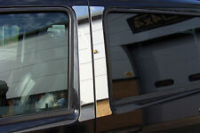 Dodge Nitro S/S Door Pillar Covers Trim High Polished Exterior Accessory