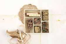 Prima Flowers DEBUTANTE Wood Icons In A Box 579555 2015