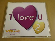 2-CD BOX VT4 / I LOVE U 2