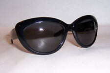 NEW YVES SAINT LAURENT SUNGLASSES YSL 6349/S YXZ-P9 BLACK/GRAY AUTHENTIC