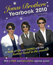 Jonas Brothers Yearbook 2010: A Year is Never Enough, Posy Edwards