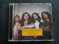 "RARE CD FREE ""WALK IN MY SHADOW"" PAUL KOSSOFF ISLAND"