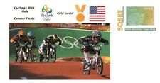 Spain 2016 - Olympic Games Rio 2016 - Gold medal Cycling bmx male USA cover